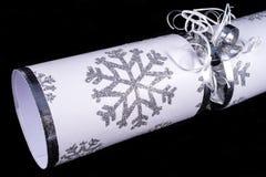 Cracker tradizionale di Natale Immagini Stock Libere da Diritti