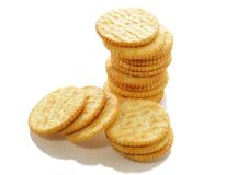 Crackers Stock Image