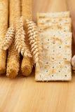 Crackers Stock Afbeeldingen