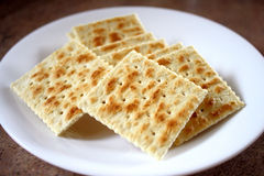 Crackers Royalty Free Stock Photography