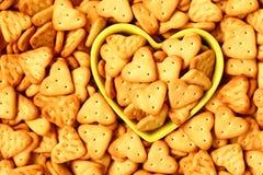 crackers Royalty-vrije Stock Foto