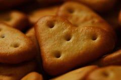 crackers Royalty-vrije Stock Foto's