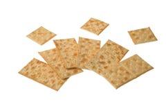 Crackers arragement Stock Images