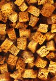 Crackers background royalty free stock image