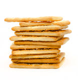 Crackers biscuit Stock Photo