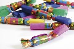 Crackers, close-up Royalty Free Stock Photos