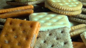 Crackers, Crisps, Snacks, Food Royalty Free Stock Photography