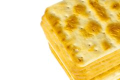 Crackers D Stock Image