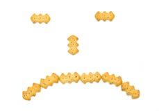 Crackers en koekjes Stock Afbeeldingen