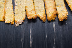 Crackers Stock Photography