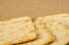Crackers Stock Images