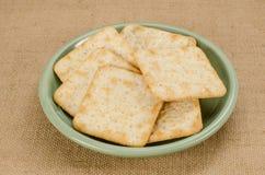 Crackers Royalty Free Stock Photo