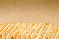 Crackers Royalty Free Stock Images