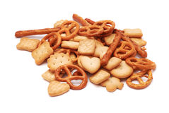 Crackers mix Stock Images