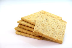Crackers snack Stock Photography