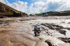 Crackington Haven Cornwall Stock Image