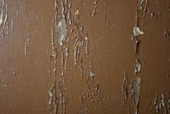 Crackled Paint Background Royalty Free Stock Photography