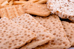 Crackling cookies Royalty Free Stock Photography