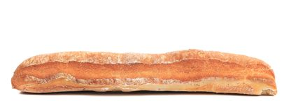 Crackling white bread. Stock Images