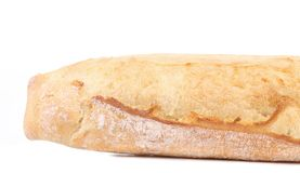 Crackling white bread Royalty Free Stock Photos