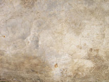 Cracks on the dirty cement floor background Stock Photo