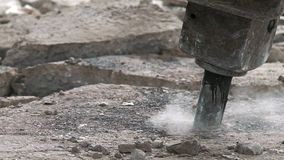 Professional Electric Tools For Breaking The Concrete Cover