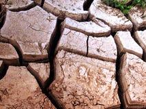 Cracks Ground Stock Photo