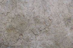 Cracks in the ground Stock Photography