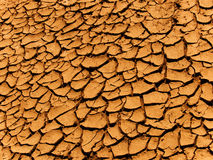 Cracks In A Ground Royalty Free Stock Image