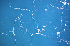 Cracks of the old wall Royalty Free Stock Image