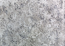 Cracks of stucco Stock Photos