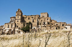 Craco Royalty Free Stock Images