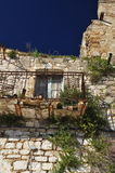 Craco abandoned village, Basilicata, Italy Royalty Free Stock Photo