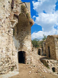 Craco. Basilicata. Royalty Free Stock Image