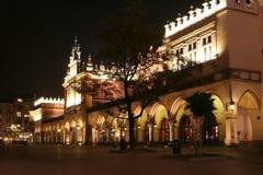 Cracovia Imagen de archivo libre de regalías