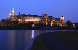 Cracovia fotografia stock