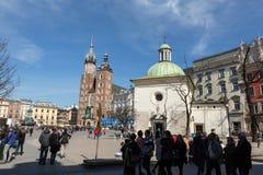 Cracovia Imagen de archivo