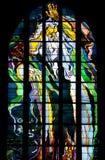 Cracovia - chiesa Franciscan - la Polonia immagini stock libere da diritti