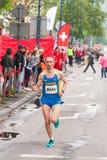 Cracovia Marathon. Royalty Free Stock Photos