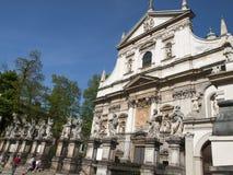 Cracovia, Polonia Immagine Stock