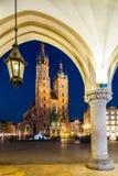 Cracovia, Polonia Chiesa della nostra signora Fotografia Stock