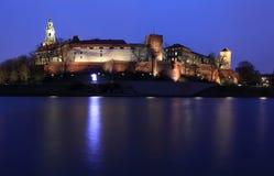 Cracovia - Wavel fotografia stock