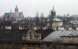 Cracovie Photo libre de droits