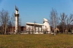 Cracovie, Lagiewnik photos libres de droits