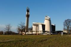 Cracovie, Lagiewnik image libre de droits