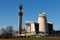 Cracovie, Lagiewniki - photographie stock libre de droits