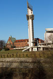 Cracovie, Lagiewniki image libre de droits