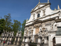 Cracovie, Pologne Image stock