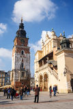 CRACOVIE, POLOGNE - 7 mars 2015 Images stock