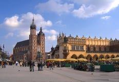 cracow Польша Стоковое Фото